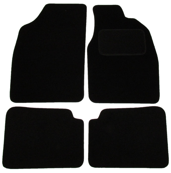 Exact Fit Tailored Car Mats Fiat Panda (2004-2006)