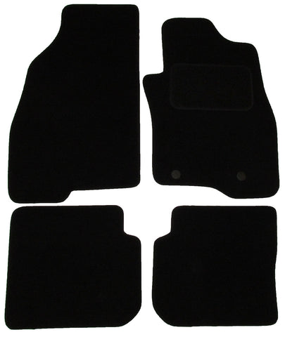Exact Fit Tailored Car Mats Fiat Punto Evo (2010-Onwards)