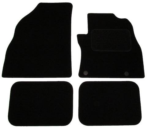 Exact Fit Tailored Car Mats Fiat Qubo (2008-2015)