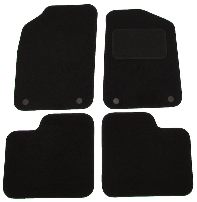 Exact Fit Tailored Car Mats Fiat 500 (2012-Onwards)