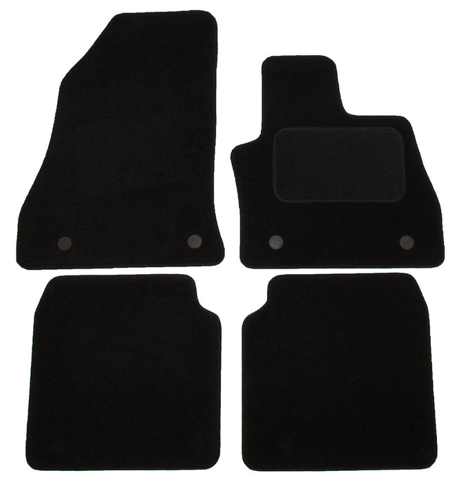 Exact Fit Tailored Car Mats Fiat 500L (2013-Onwards)