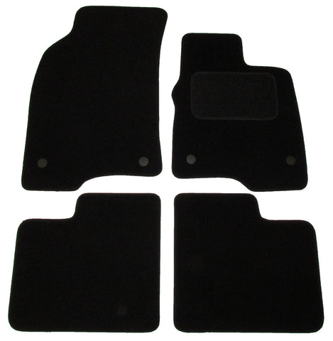 Exact Fit Tailored Car Mats Fiat Panda (2015-Onwards)