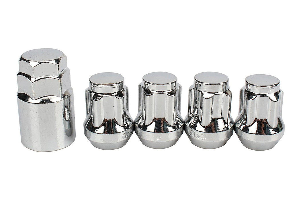 Honda Quintet [1980-1984] Locking Wheel Nuts / Bolts