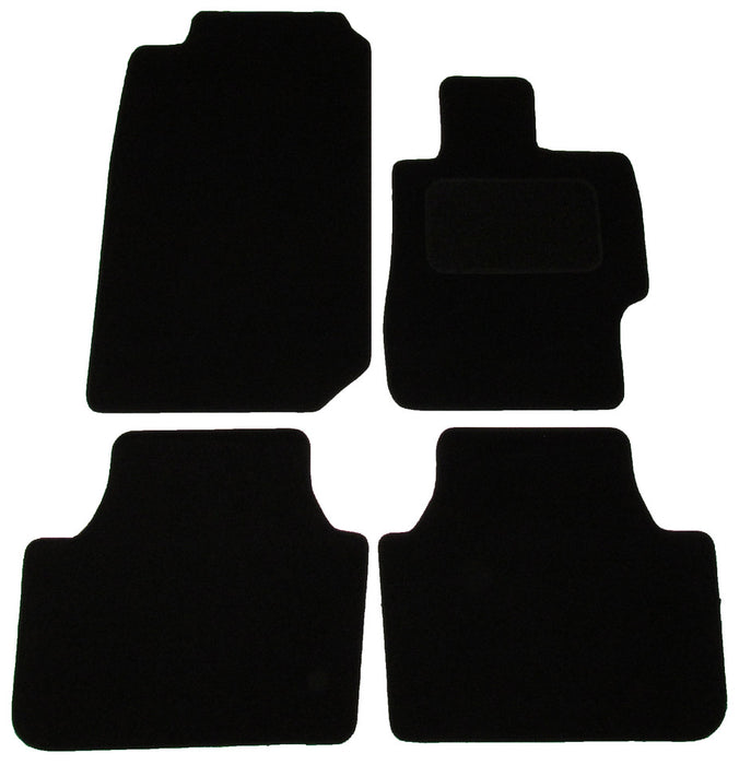 Exact Fit Tailored Car Mats Honda Accord Manual & Auto (2004-2008)