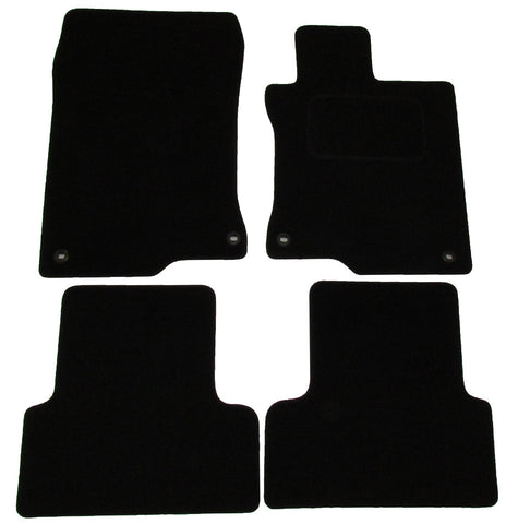 Exact Fit Tailored Car Mats Honda Accord Manual & Auto (2008-Onwards)