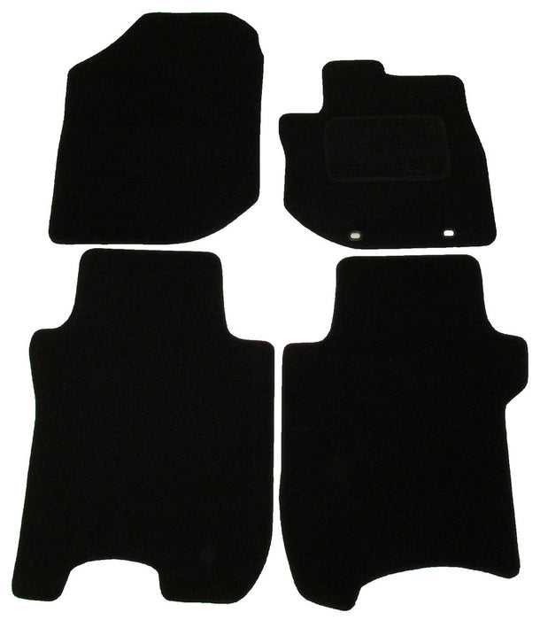 Exact Fit Tailored Car Mats Honda Jazz (2008-2011)