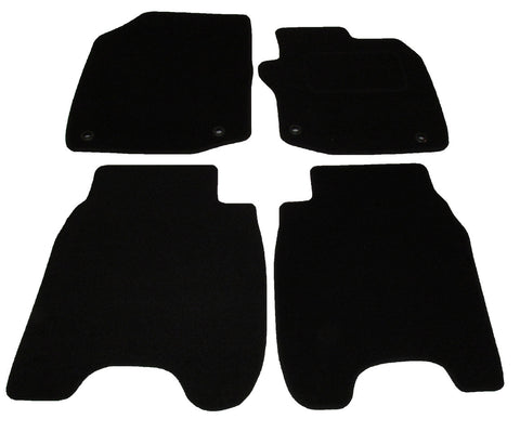 Exact Fit Tailored Car Mats Honda Civic [With Clips] (2012-Onwards)