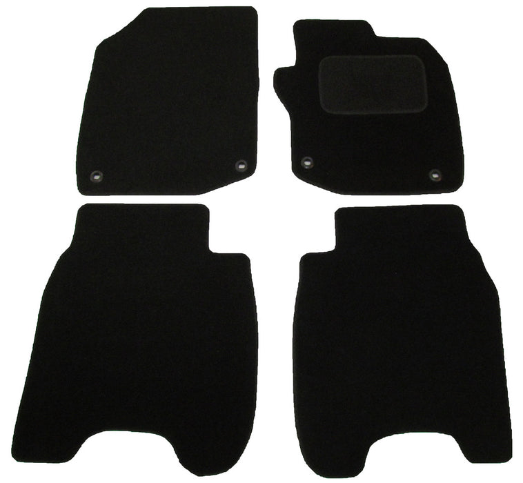 Exact Fit Tailored Car Mats Honda Civic 1.6 Diesel (2013-Onwards)