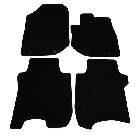 Exact Fit Tailored Car Mats Honda Jazz (2011-Onwards)
