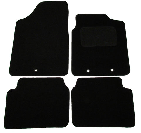 Exact Fit Tailored Car Mats Hyundai I10 (2009-2014)