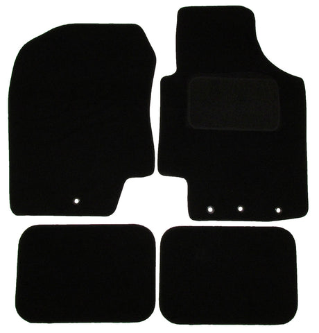 Exact Fit Tailored Car Mats Hyundai I20 (2008-Onwards)