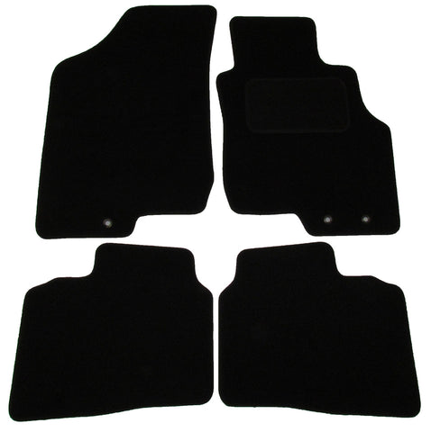 Exact Fit Tailored Car Mats Hyundai I30 & Kia Ceed (2009-2011)