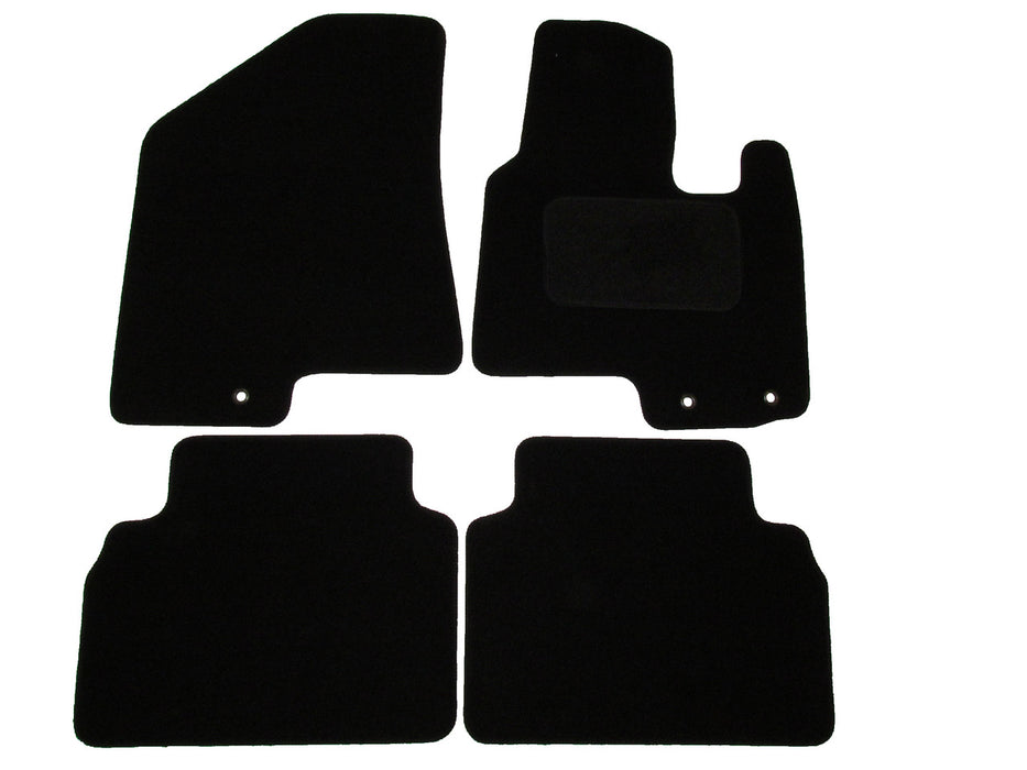 Exact Fit Tailored Car Mats Hyundai IX35 (2010-Onwards)
