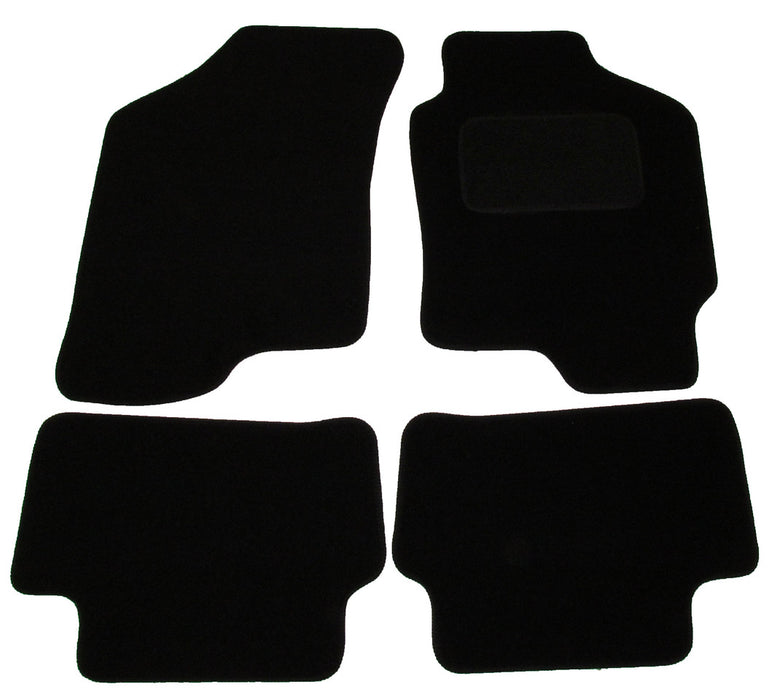 Exact Fit Tailored Car Mats Hyundai Coupe (2002-Onwards)