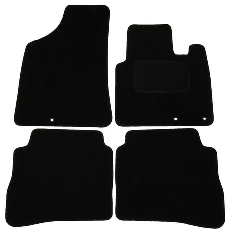 Exact Fit Tailored Car Mats Hyundai Santa FE (2009-2012)