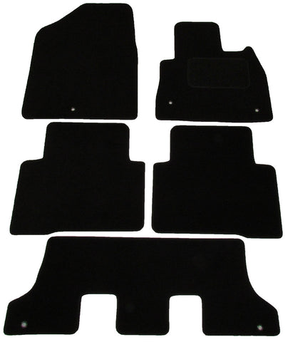 Exact Fit Tailored Car Mats Hyundai Santa FE (2012-Onwards)