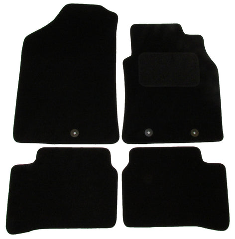 Exact Fit Tailored Car Mats Hyundai I10 [With 3 Clips] (2014-Onwards)