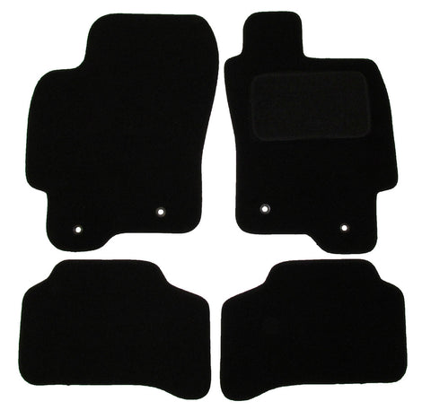 Exact Fit Tailored Car Mats Jaguar X Type (2001-Onwards)