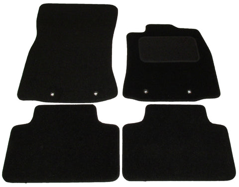 Exact Fit Tailored Car Mats Jaguar XJ (2010-Onwards)