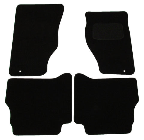 Exact Fit Tailored Car Mats Kia Sorento (2004-2007)