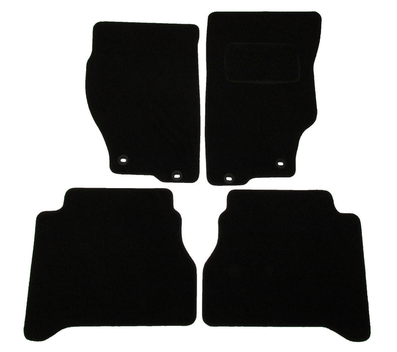Exact Fit Tailored Car Mats Kia Sorento (2007-2010)