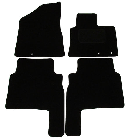 Exact Fit Tailored Car Mats Kia Sorento (2010-2012)