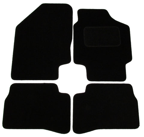 Exact Fit Tailored Car Mats Kia Rio (2005-2010)