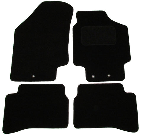 Exact Fit Tailored Car Mats Kia Rio (2010-2011)