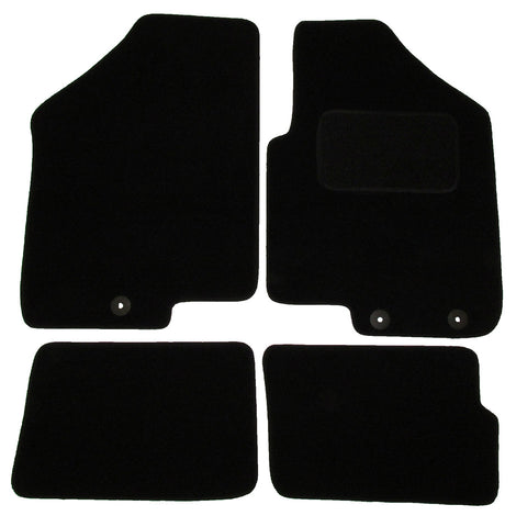 Exact Fit Tailored Car Mats Kia Soul (2008-2011)