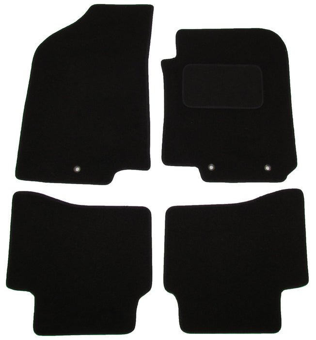Exact Fit Tailored Car Mats Kia Rio (2011-Onwards)