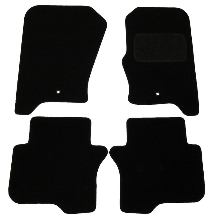 Exact Fit Tailored Car Mats Land Rover Discovery 3 (2008-Onwards)