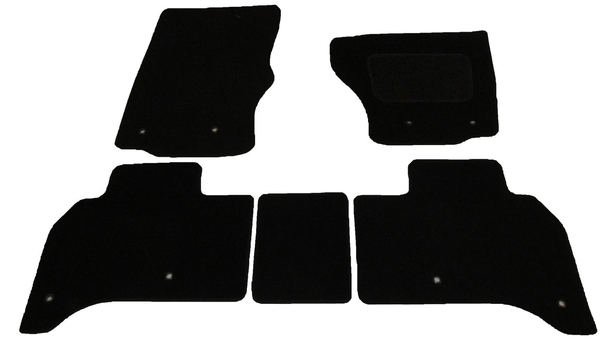 Exact Fit Tailored Car Mats Range Rover (2012-Onwards)