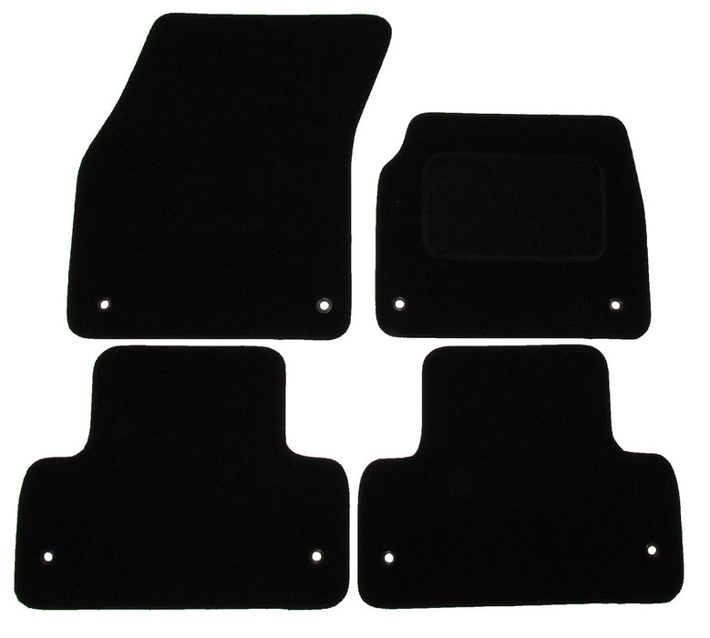 Exact Fit Tailored Car Mats Land Rover Evoque [With 8 Clips] (2013-Onwards)