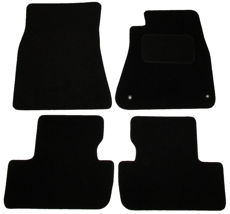 Exact Fit Tailored Car Mats Lexus IS250 & IS220 (2005-Onwards)