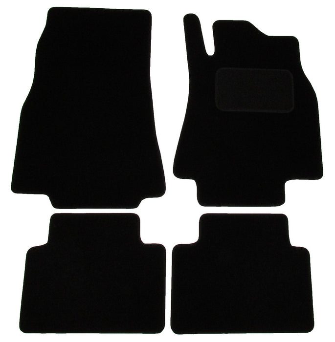 Exact Fit Tailored Car Mats Mercedes A Class (2005-2012)