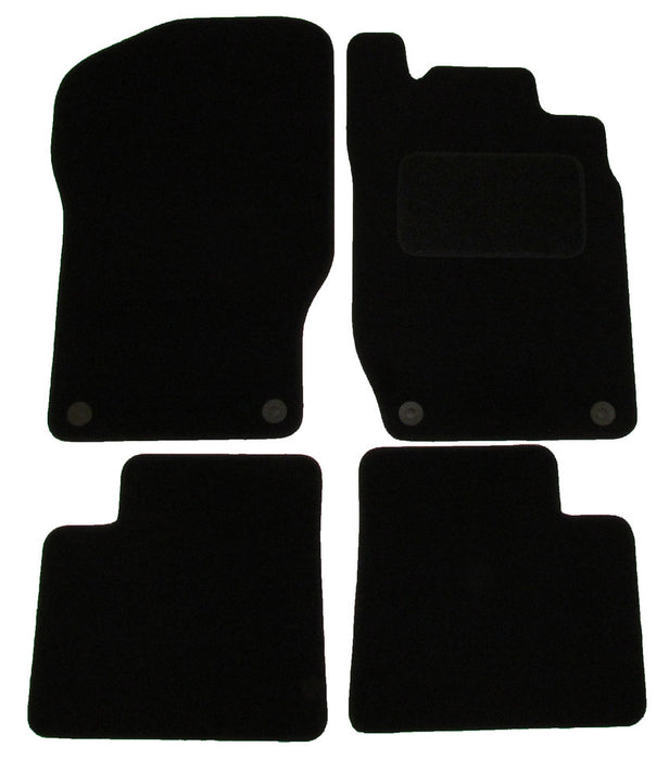 Exact Fit Tailored Car Mats Mercedes Ml W164 (2006-2011)