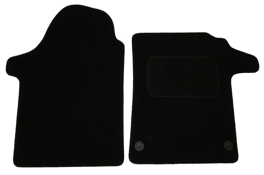 Exact Fit Tailored Car Mats Mercedes Vito Van (2015-Onwards)