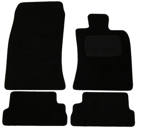 Exact Fit Tailored Car Mats Mini Convertible (2008-Onwards)