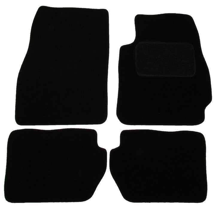 Exact Fit Tailored Car Mats Mazda 2 (2007-2012)