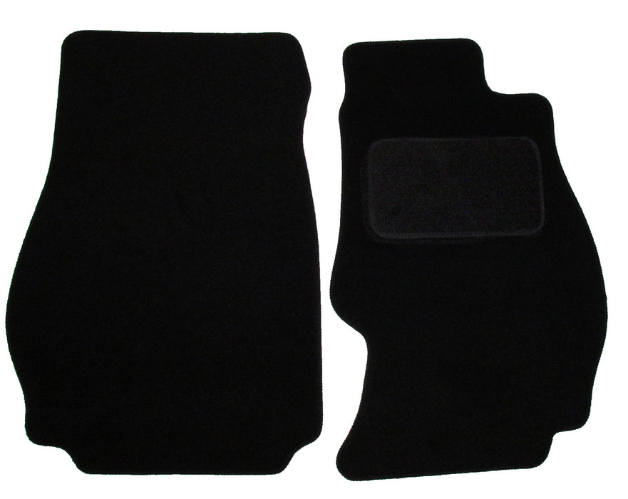 Exact Fit Tailored Car Mats Nissan 350Z [2pce] (2003-2009)