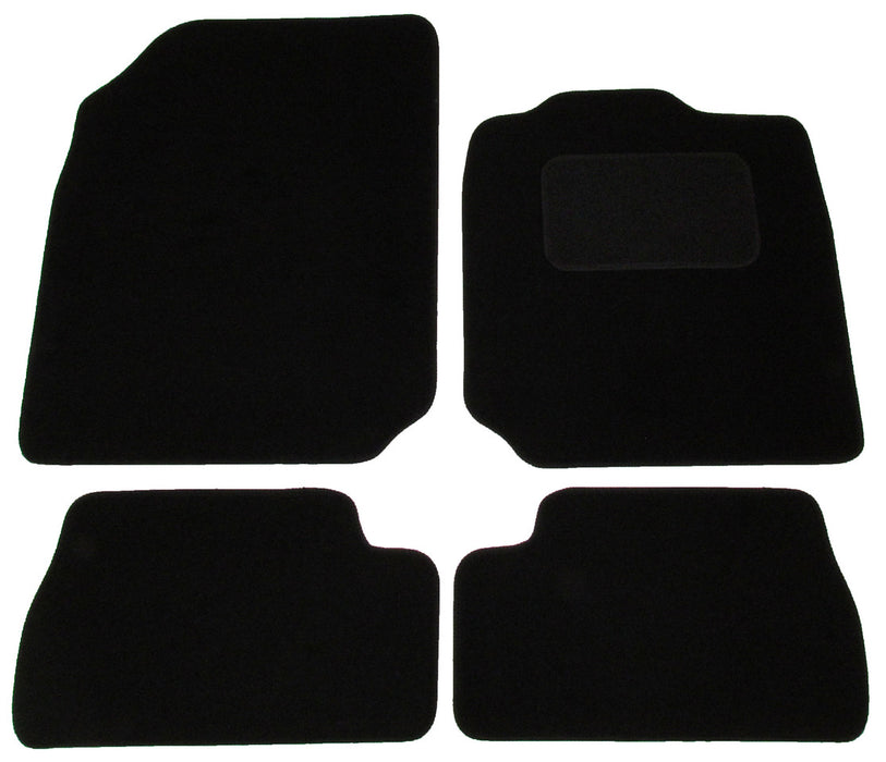 Exact Fit Tailored Car Mats Nissan Micra [5 Door ] (2003-2008)