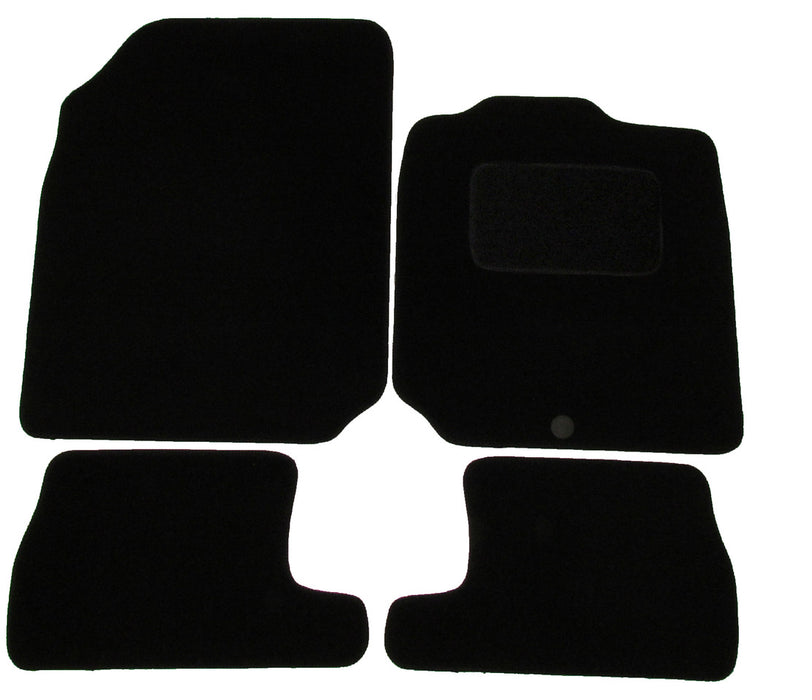 Exact Fit Tailored Car Mats Nissan Micra CC (2005-2009)