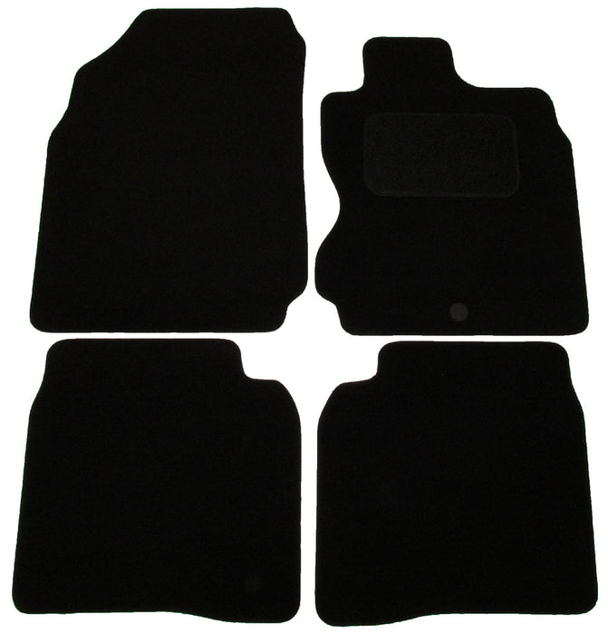 Exact Fit Tailored Car Mats Nissan Note (2006-2013)