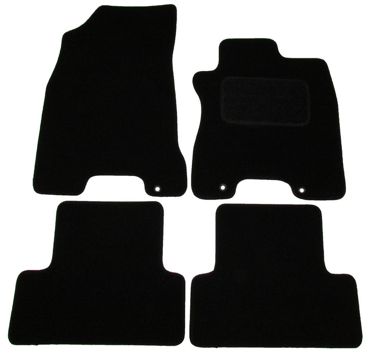 Exact Fit Tailored Car Mats Nissan X Trail (2007-2014)
