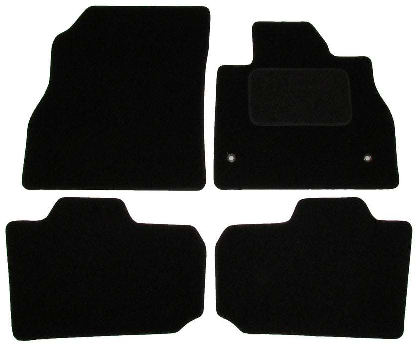 Exact Fit Tailored Car Mats Nissan Leaf (2011-2013)