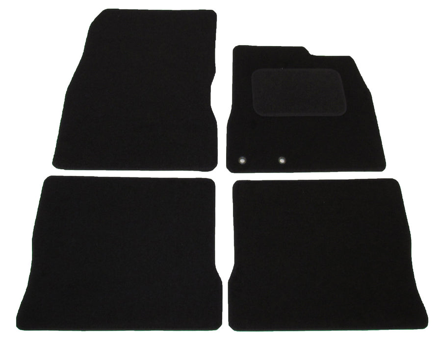 Exact Fit Tailored Car Mats Nissan Note (2013-Onwards)