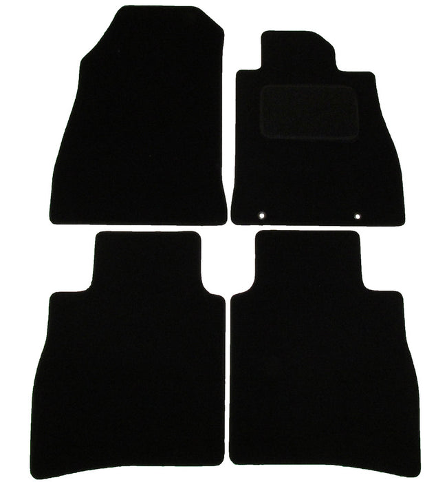 Exact Fit Tailored Car Mats Nissan Pulsar [With 2 Clips] (2014-Onwards)