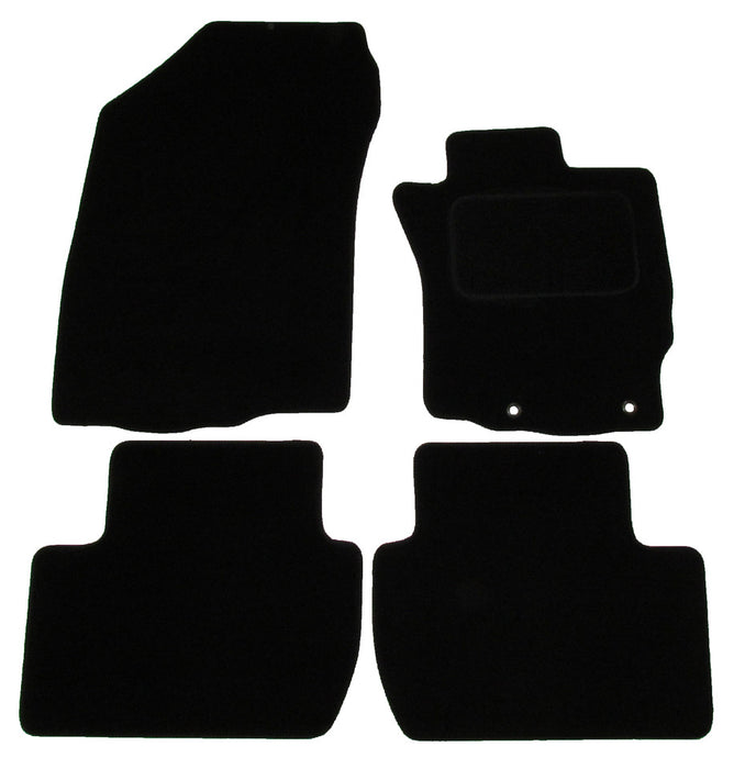 Exact Fit Tailored Car Mats Peugeot 4007 (2007-Onwards)