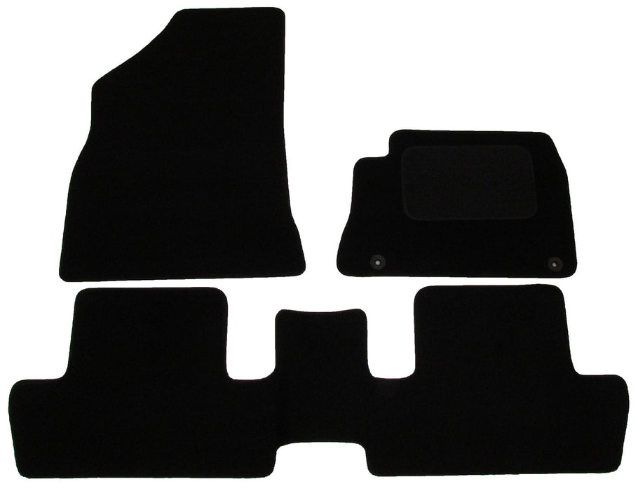 Exact Fit Tailored Car Mats Peugeot 3008 (2009-Onwards)