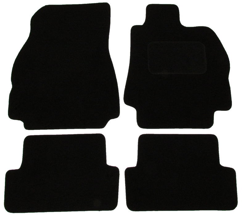 Exact Fit Tailored Car Mats Renault Megane (2003-2008)